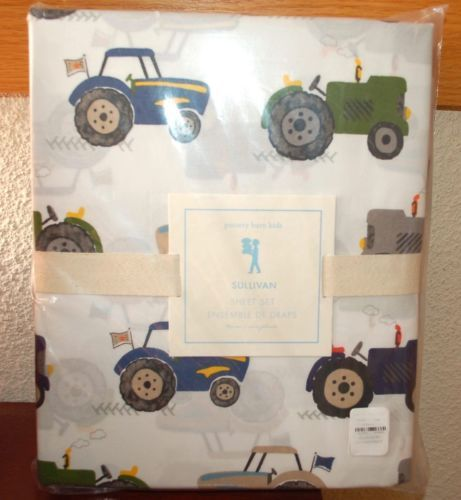 tractor sheets twin childrens bedroompottery barn kidskids - Toddler Boy Sheets