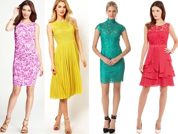 Wedding Guest Attire What To Wear To A Wedding Part 2 Formal