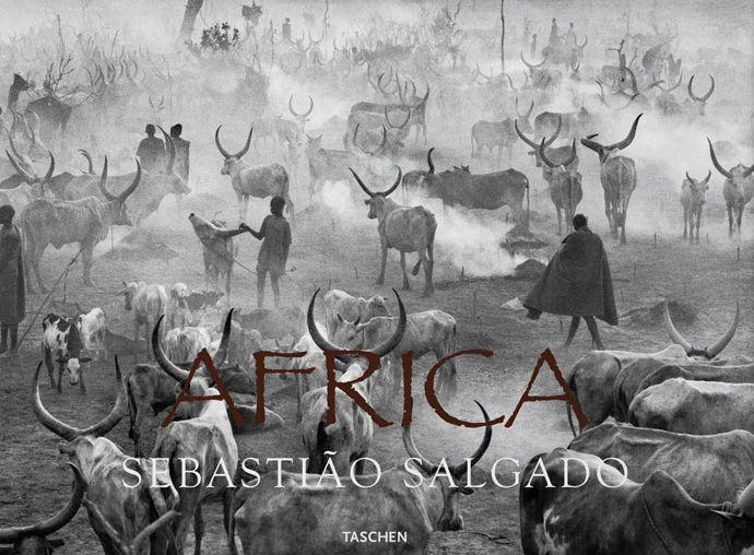 Africa : [fotografías] / Sebastião Salgado ; textos Mia Couto