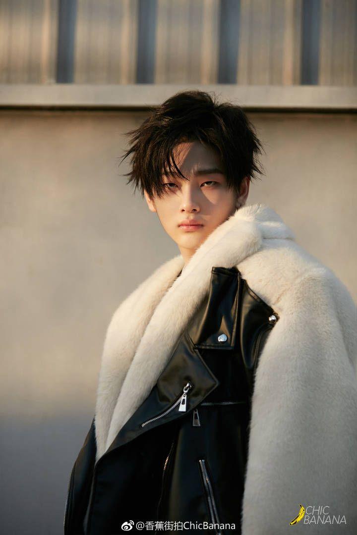 Zhou Zhennan Updates On Beautiful Boys Chinese Boy