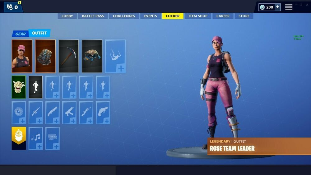Fortnite Account With Stw And Br Skins Fortnite
