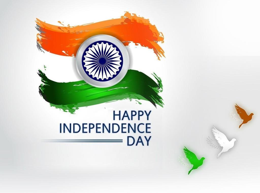 Siyaram Sharma On Twitter Happy Independence Day Wallpaper Happy Independence Day Wishes Happy Independence Day Images Happy independence day wallpapers free