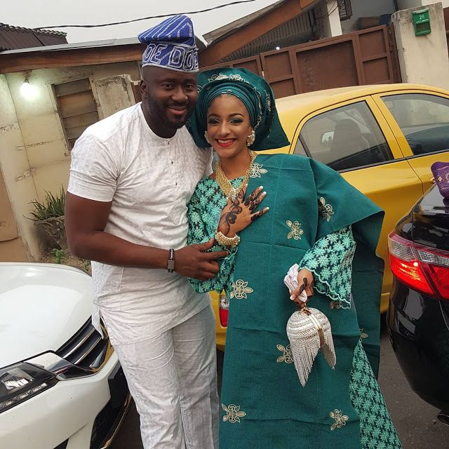 "Wizkid ex-girlfriend Sophie Rammal marries boo Wale Alakija in Lagos    Desmond Elliott who shared a photo of himself and the new bride. ""Entertainment""  Sophie Rammal at her traditional wedding to Wale Alakija.  Hala at your boy video vixen and pop star Wizkids rumoured ex-girlfriend Sophie Rammal is now married after going off the entertainment radar for a while.  The groom Wale Alakija  The beautiful light-skin lady who is widely regarded as Wizkids first lover since hitting stardom got…"