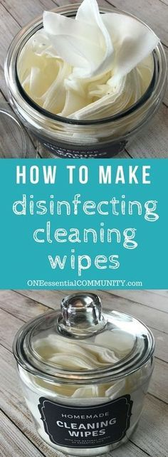 Kitchen bathroom cleaning wipes eco house essential - Diy bathroom cleaner essential oils ...