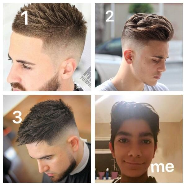 What Hairstyle Suits Me Fascinating Would This Hairstyle Suit Me Im On The Bottom Right Httpifttt