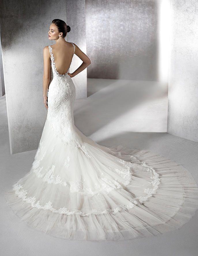 ZOFIE, Wedding Dress #rosaygris | St Patrick - Bridal 2016 ...