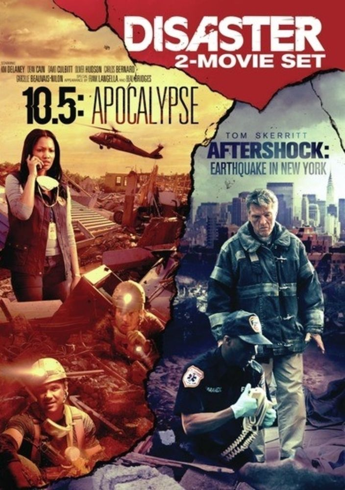 10.5 Apocalypse/Aftershock Earthquake in New York [DVD