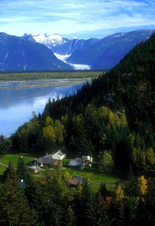 Taku Glacier Lodge Flight Feast Glacier Lodge Alaska Pictures