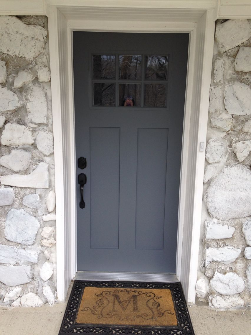 My New Front Door Antique Tin Behr My New Place Pinterest Behr Front Doors And Doors