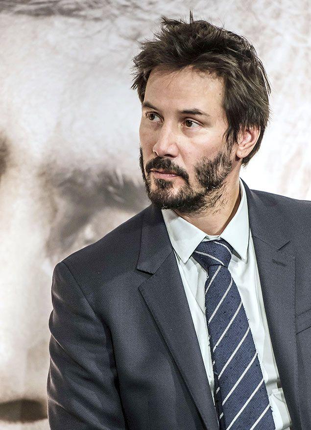 Resultado De Imagem Para Novo Filme De Keanu Reeves Patchy Beard Styles Beard Styles Patchy Beard