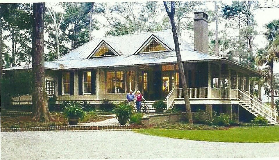 Tideland Haven Home In Spring Island Sc Country Cottage House Plans Southern Living House Plans Lake House Plans