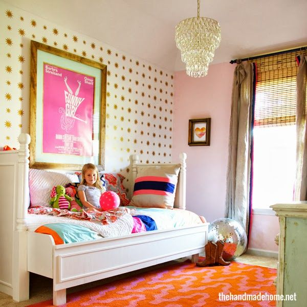 Diy Boy Bedroom Ideas Bedroom Wallpaper Designs Bedroom Sets Decorating Ideas Brown Black And White Bedroom: The Boo And The Boy: Eclectic Kids' Rooms
