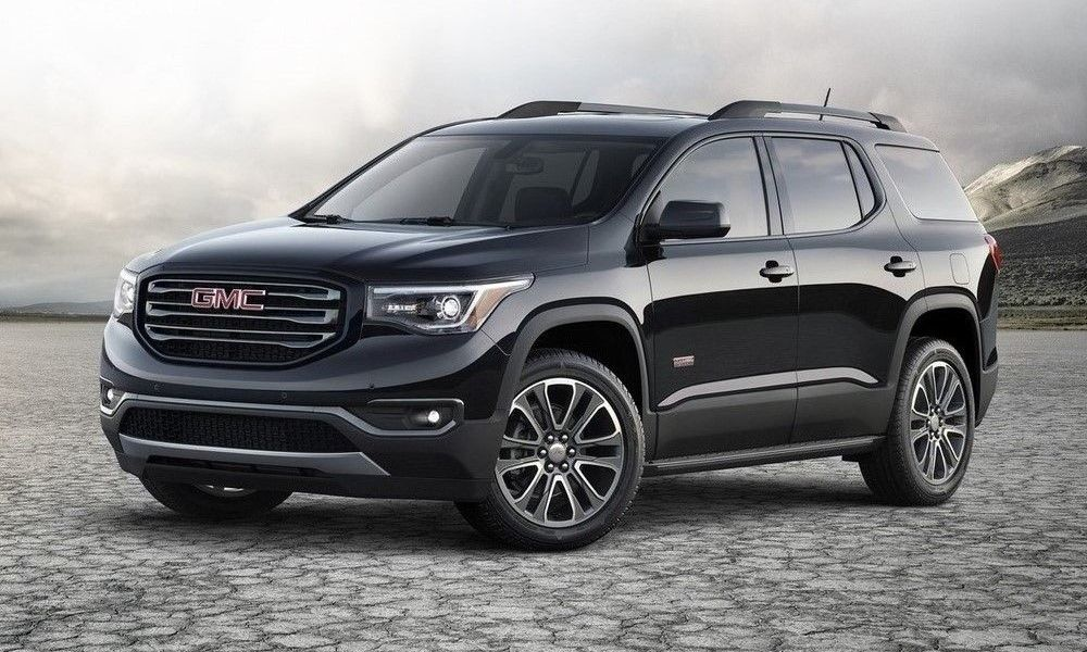 2017 Gmc Acadia Brings New Look More Tech And Sheds 700 Pounds Http Www Autotribute Com 42837 2017 Gmc Acadia Brings New Look Mor Gmc Envoy Suv Cars New Suv