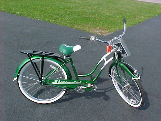 Vintage Green Schwinn Raleigh Bike Vintage Schwinn Bikes Schwinn Bike Raleigh Bikes