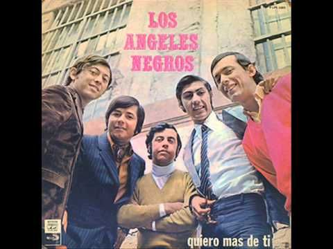 Los Angeles Negros Quiero Mas De Ti Disco Completo 1970 Angeles Negros Musica En Espanol Los Angeles