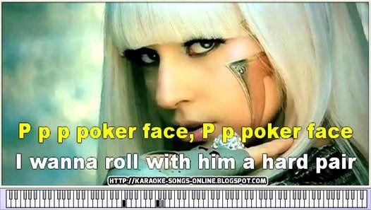 Youtube Lady Gaga Poker Face With Lyrics Daedalusdrones Com