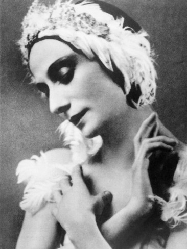 Anna Pavlova - 1910's - 'The Dying Swan' - @Mlle