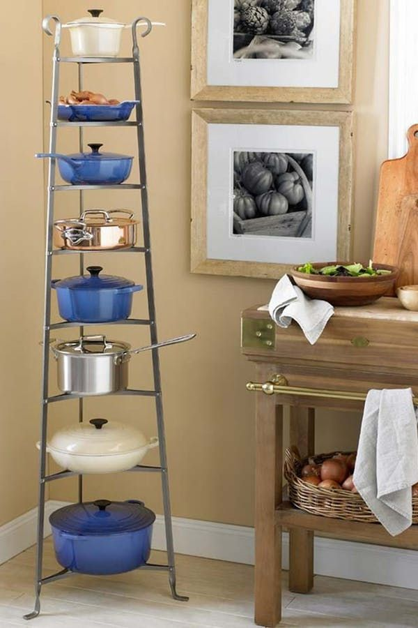 30 Ways To Add Storage Every Room In Your Home Purewow Decor Ping Organizing