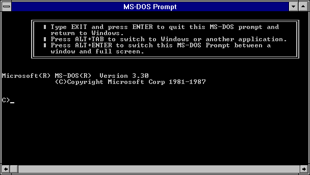 Pin on Command Prompt