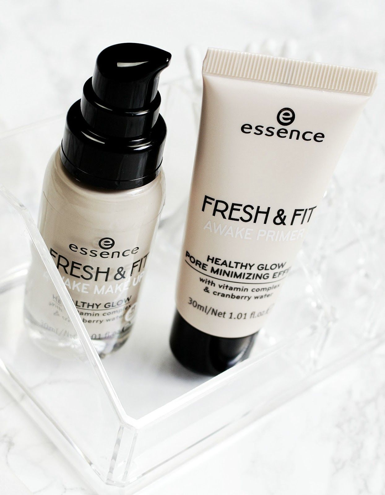 NEW Essence Fresh & Fit Primer Review in 2019 Essence