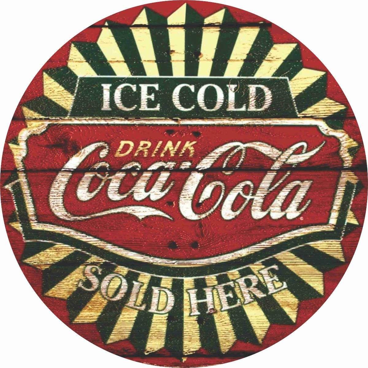 placa-decorativa-retro-vintage-coca-cola-45-cm-5772 ...