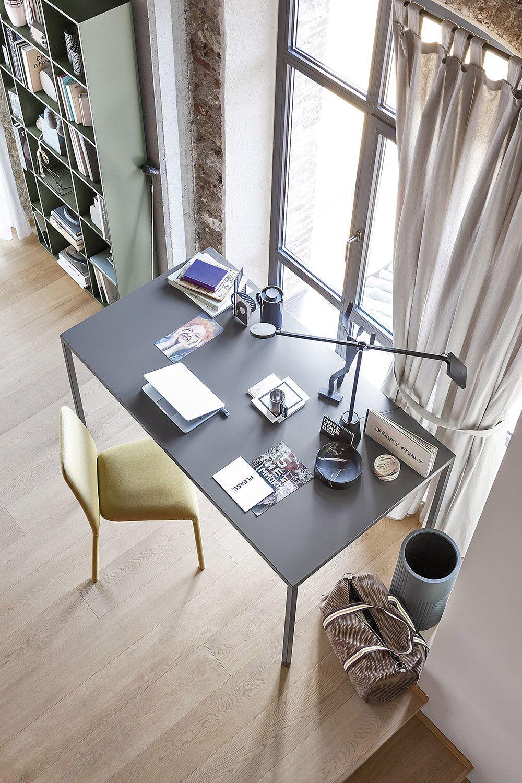 Charmant Minimalistisches Design Esstisch Filo Von Novamobili Aus Italien. #stuhl  #chair #modern #