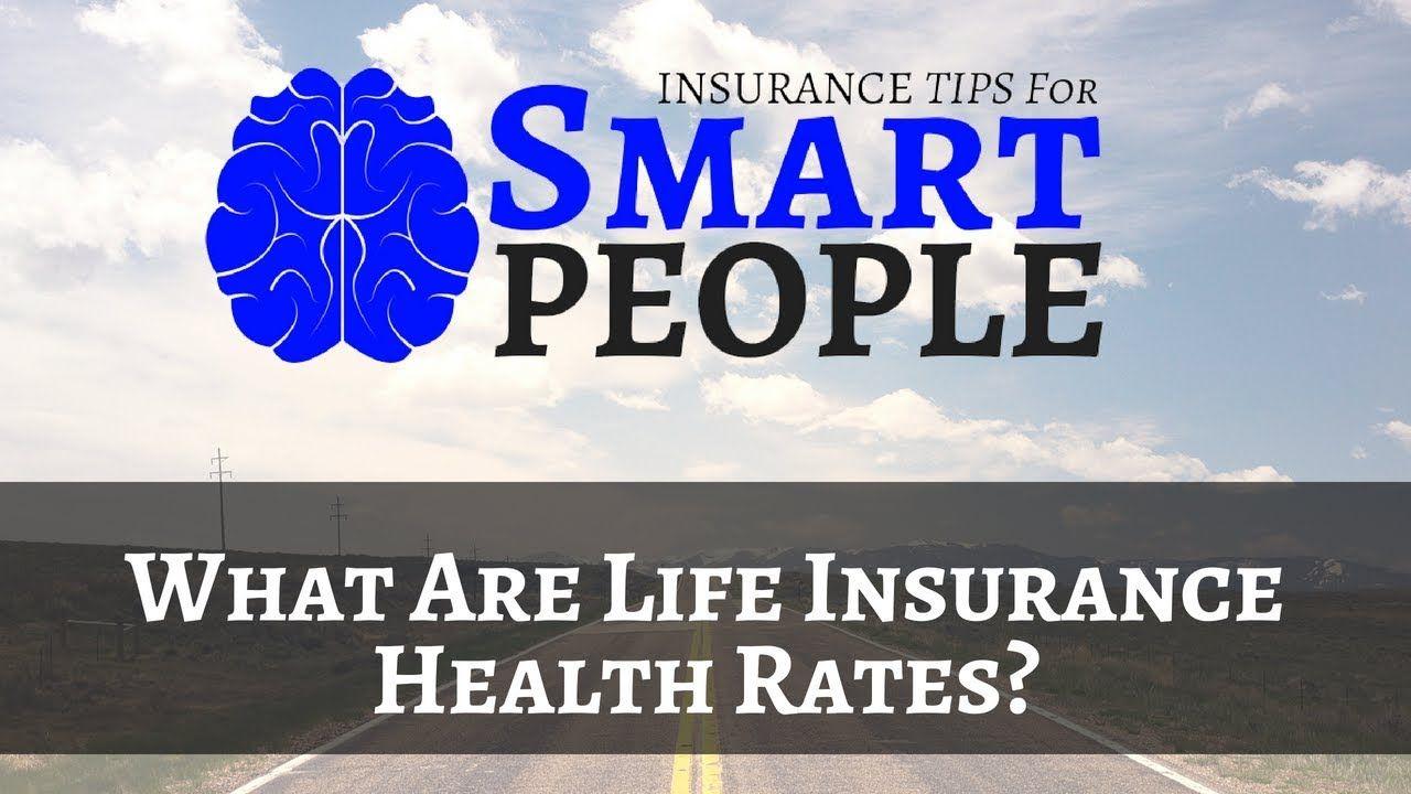 How do ratings work on life insurance