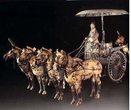 Cina esercito di terracotta mausoleo imperatore qin shi huangdi cina esercito di terracotta mausoleo imperatore qin shi huangdi cocchio ancient chinaancient sciox Image collections