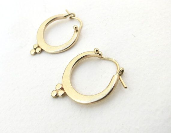 Brand-new New Gold Hoop Earrings India | Jewellry's Website NS16