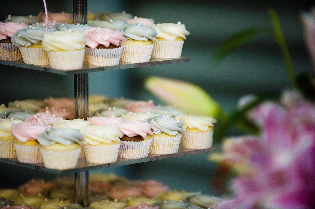 Miniaturowe torciki weselne - Blog Ślubny i Weselny