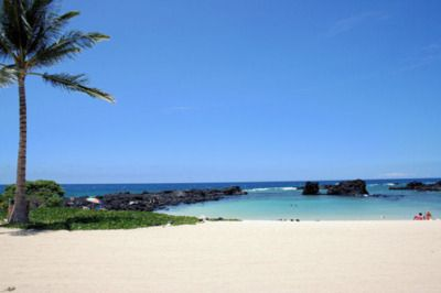 Kikaua Point Beach Closest To Kona Kid Friendly