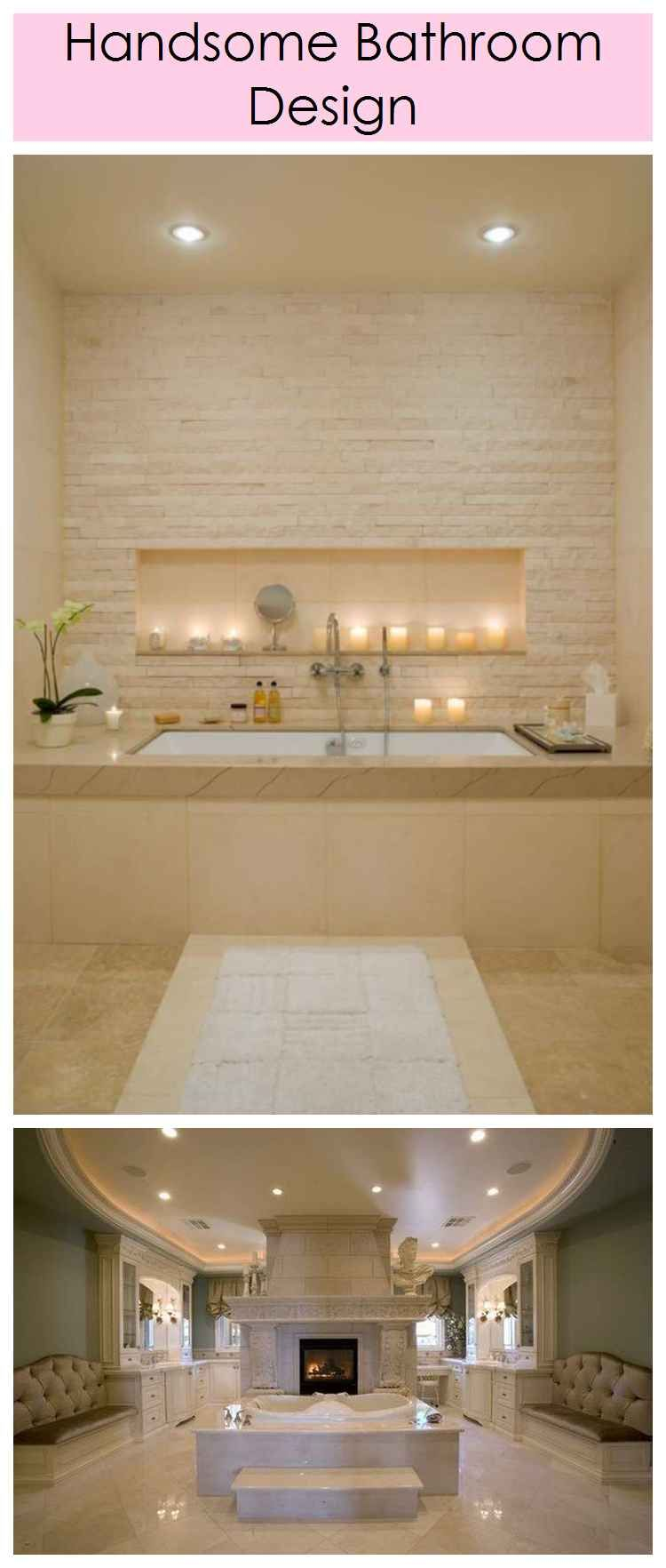 Take A Look Inside These Enviable Baths And Have Motivated To