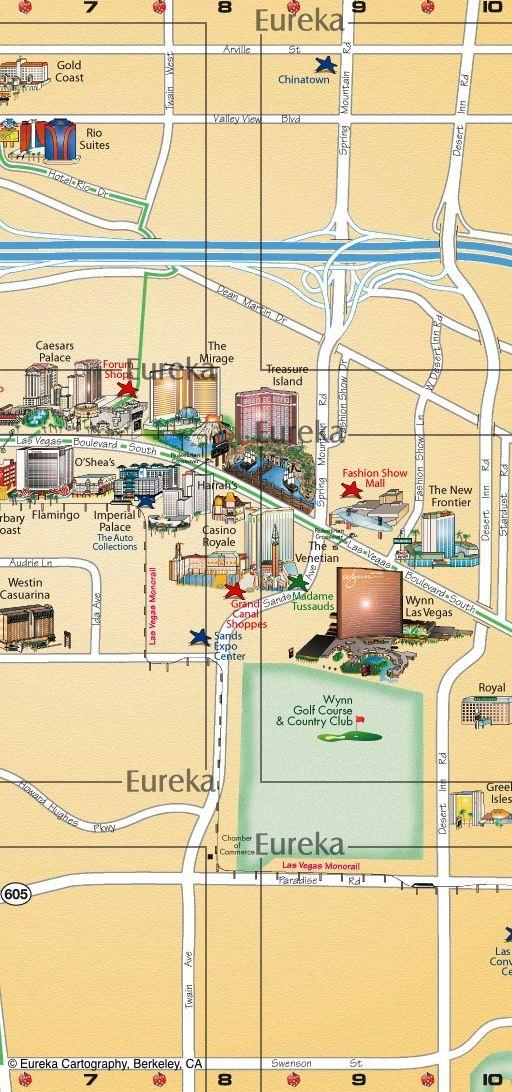 Map Of Las Vegas Golf Courses : vegas, courses, Custom, Specialty