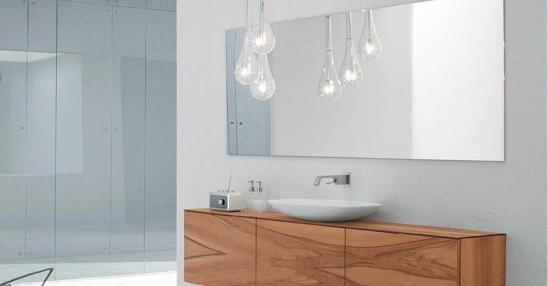 espejo-baño-moderno | Baños modernos | Pinterest | Baño moderno ...