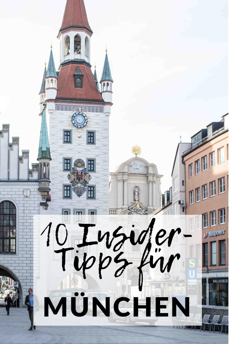 Viele Insider-Tipps für das perfekte Wochenende in München – Restaurants, Cafés und Sightseeing. #traveltexas