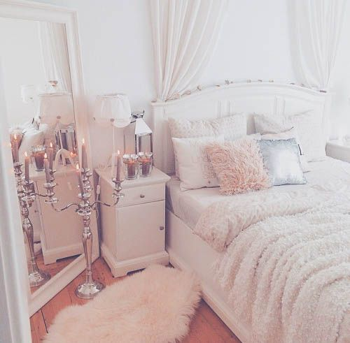 pretty bedrooms ideas
