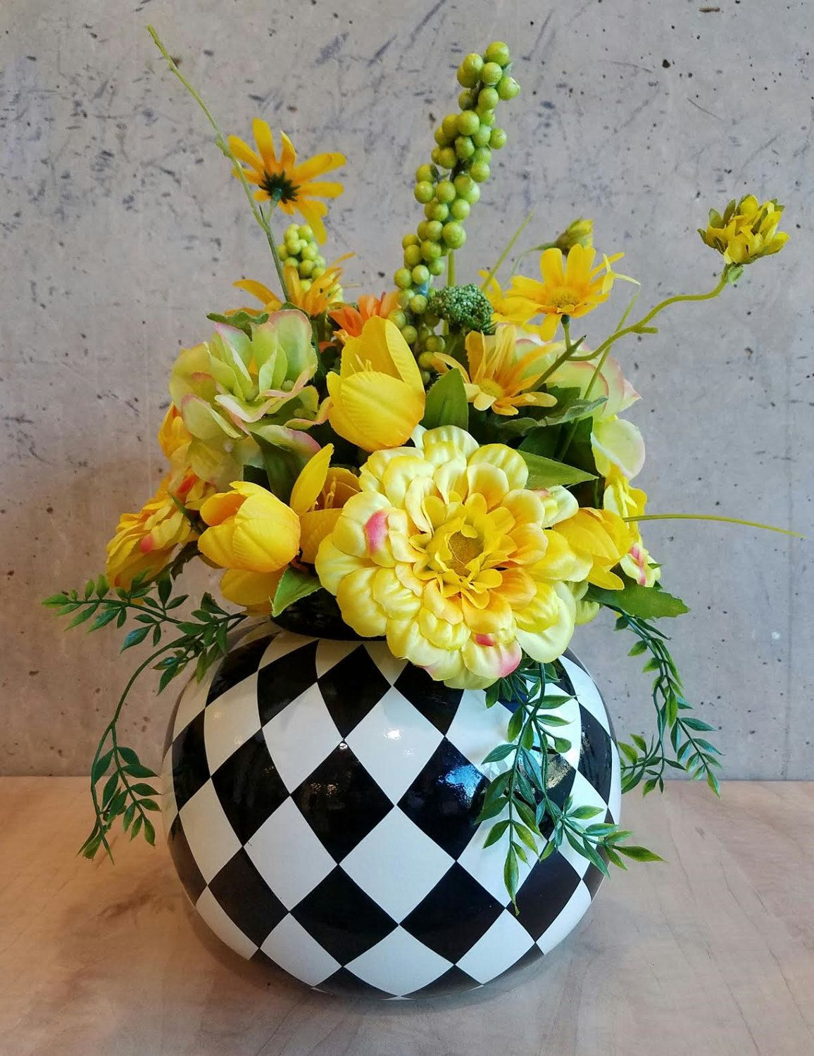 Spring floral arrangement easter centerpiece mothers day