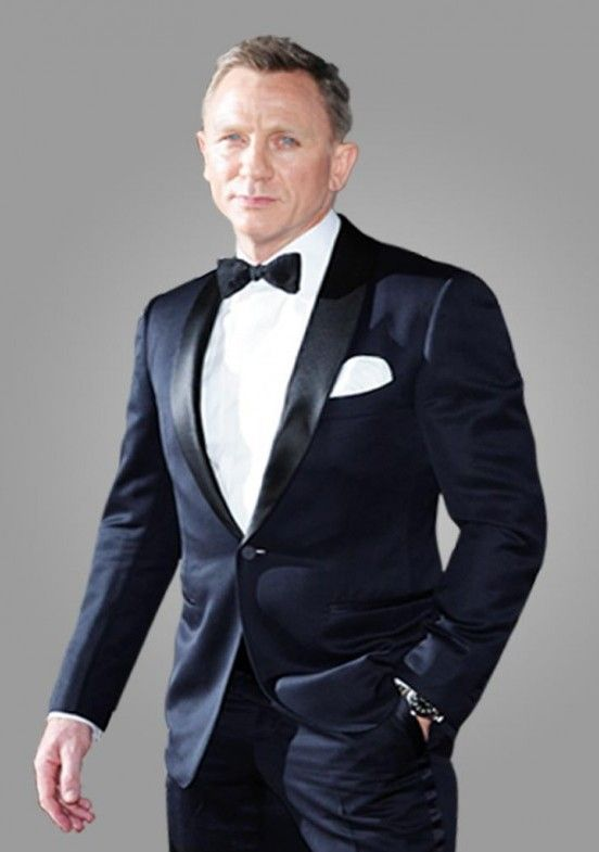 14d1e0653a8 James Bond Midnight Blue Skyfall Tuxedo Suit in 2019 | Dapper ...