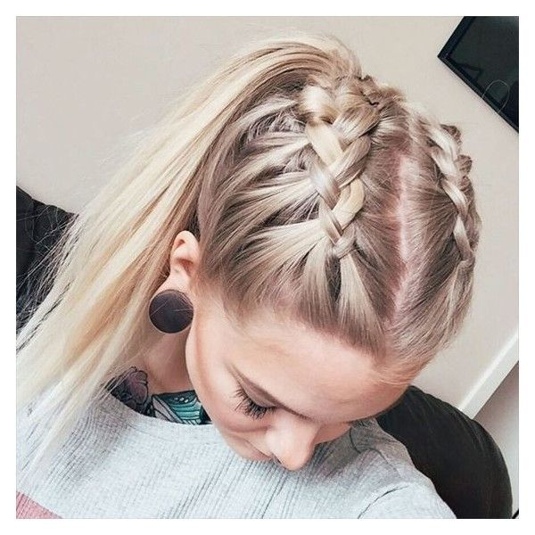 22 Braids To Start Your Spring Hair Fling Liked On