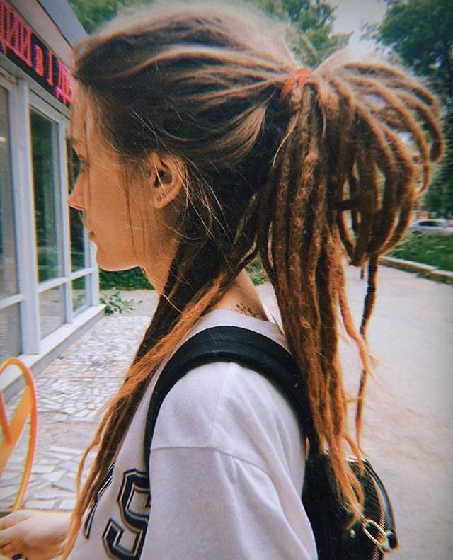 Pin By Harlie Schmeling On Dreads Rasta Hair Dread Hairstyles Hair Styles