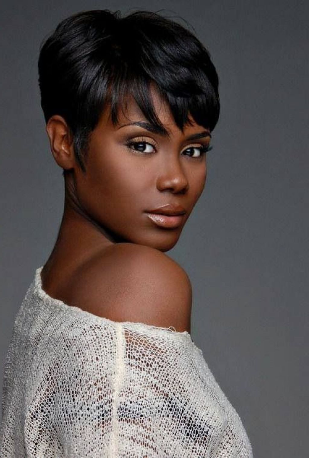 Short Hairstyles For Fine Hair African American