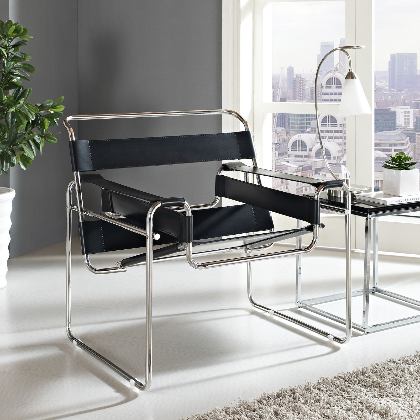 Slingy Lounge Chair Wassily chair, Chair, Furniture