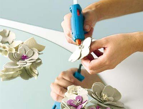 Para decorar tu espejo a b c pinterest - Como decorar un espejo ...