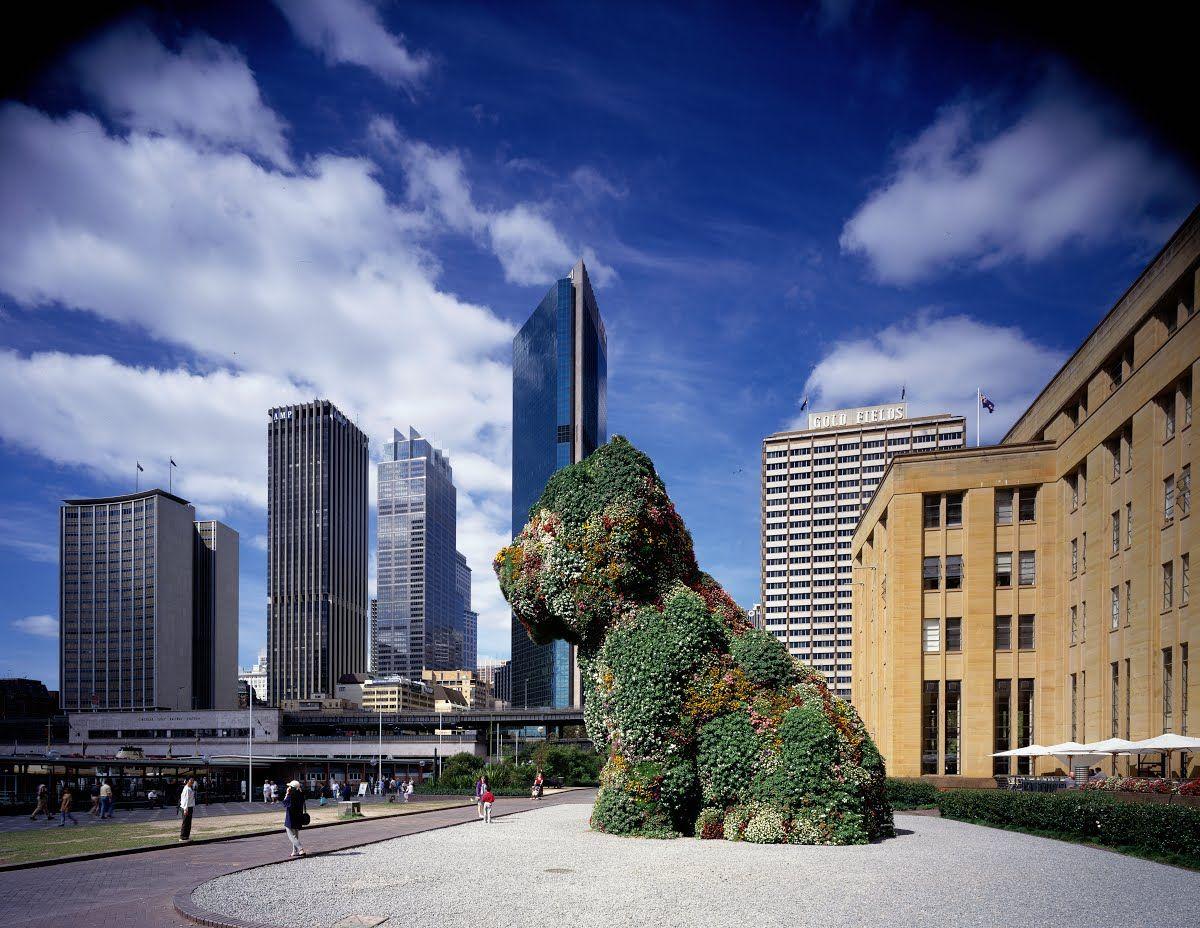 Cincinnati Art Museum Public art, Famous contemporary