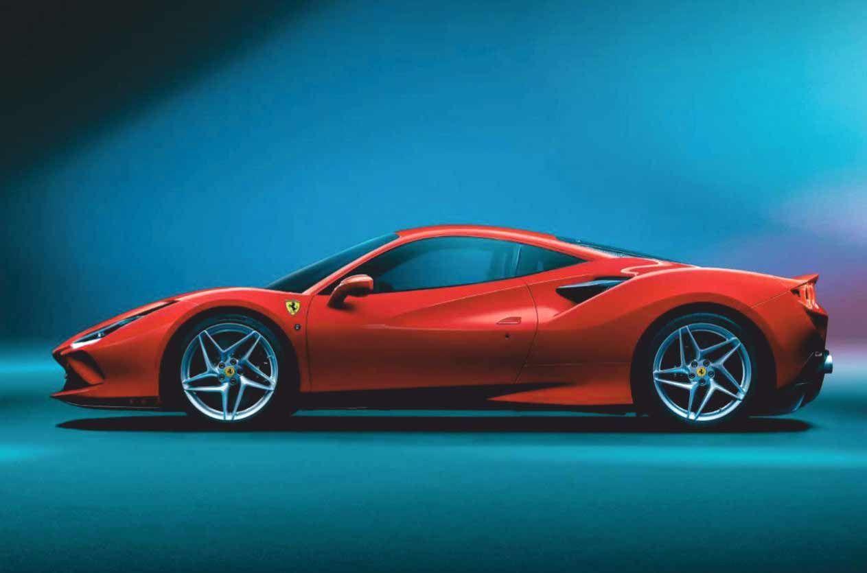 Ferrari Q 2020 Redesign Di 2020