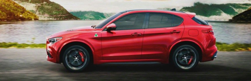 The Alfa Romeo SUV Onslaught is About to Begin