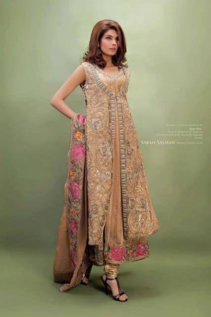 Designer Wedding Dresses 2012 | Sarah Salman designer Latest ...