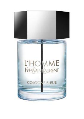 Yves Saint Laurent L Homme Cologne Bleue In 2020 Eau De Toilette Perfume Saint Laurent