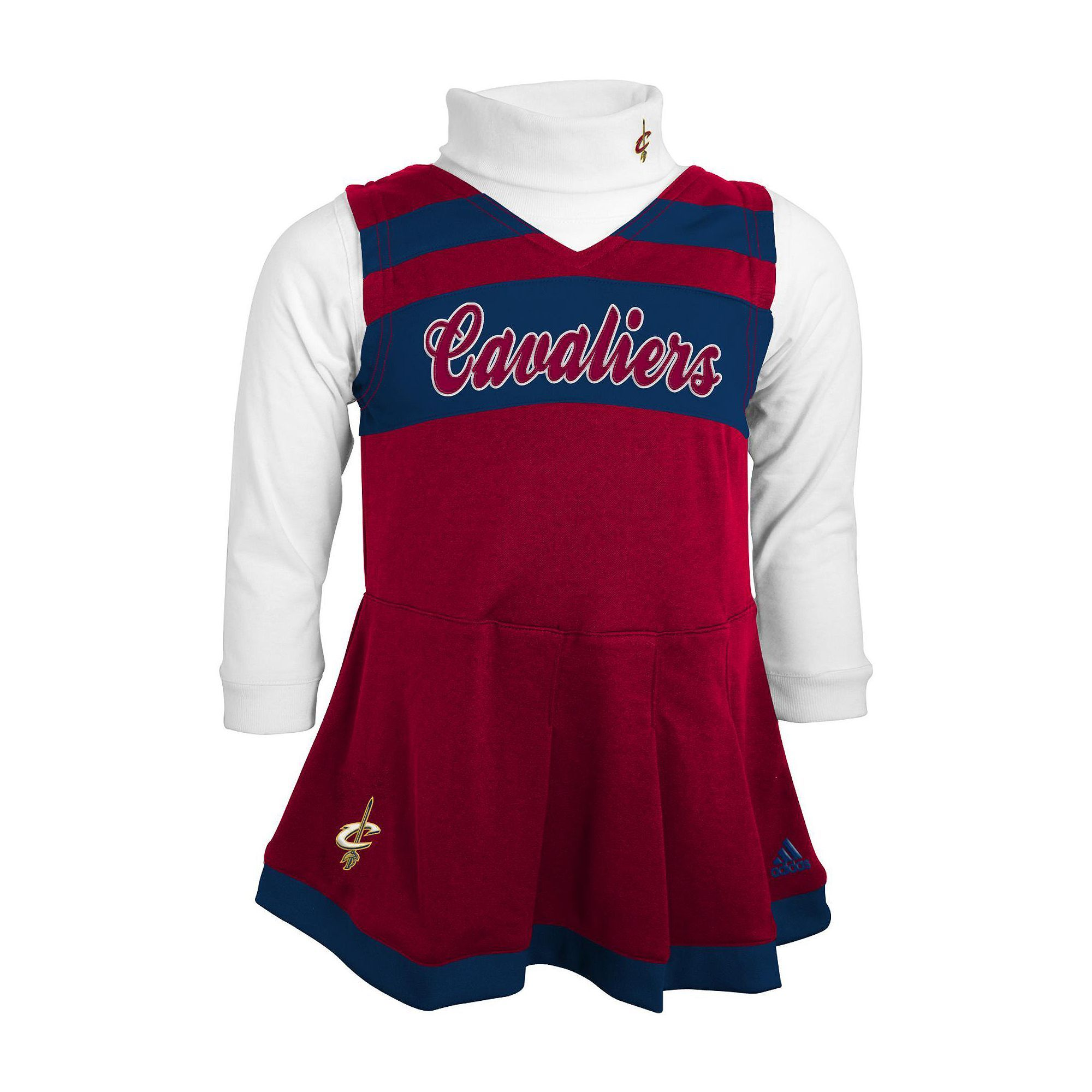 5a7a4904 Baby adidas Cleveland Cavaliers Cheer Jumper Dress | Products ...