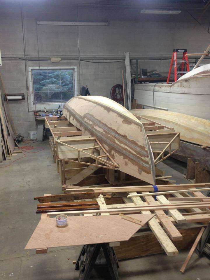 Threefold 6 plywood trimaran | Trimarans in 2019 | Wooden ...
